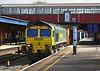 1st Apr 06: 66503, 4O14, 04.32 Garston to Southampton