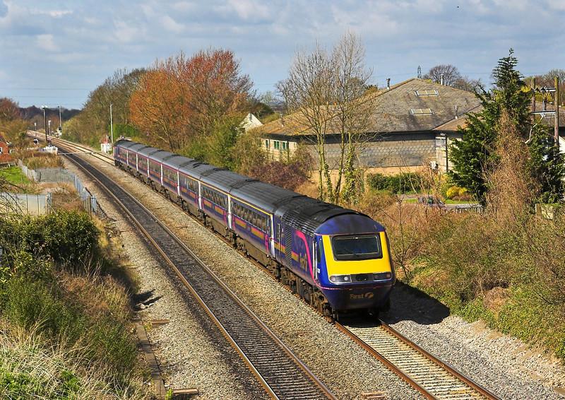 16th Apr 06:  Standard fare on the GWML