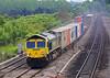 6th Jun 06:  66577, 4M58 Southampton to Ditton