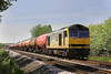 11th May   06: 60032 leaves the loop with 6B33 Theale to Robeston empty Murco Tanks  11/05/06