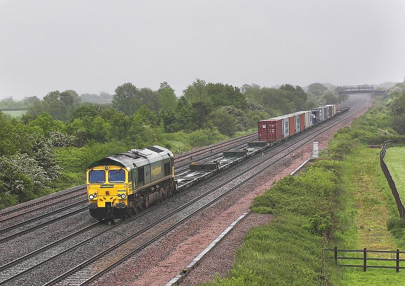 28th May  06:  66540, 4O27 Ditton to Southampton