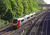 20th May 06:  Voyager 220004 slows to pick up at Twyford 14/05/06