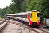 29th Aug 06:  458018 Leads the 13.12 from Reading into Ascot