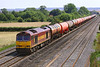 8th Aug 06:  60004 working 6B33 the empty Murco oil tanks from Theale to Robeston