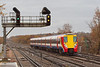 5th Dec 06:  458015 is running as 5B39 a test run from Wimbledon to Eastleigh and return.   Byfleet & New Haw