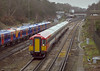 7th Dec 06:  Perhaps my final picture of a Wessex at Weybridge. 442403 is on the 10.35 to Weymouth