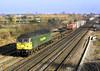 28th Jan 06: 57002 4O27, 0544 Trafford Park - Southampton - Breadcroft Lane