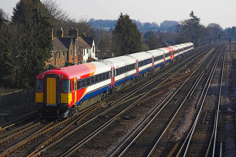 26th Mar 06:  442401 Newly refurbished heads for Waterloo