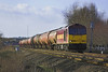 20th - 60096, 6B33, 13.00 Theale - Robeston Empty Murco Tanks