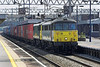 4th Jul 06:  86637/86621 with the fully  loaded 4Z42 Ipswich Yard to Garston.