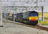 4th Jul 06:  66406, 4Z39 Coatbridge to Daventry Intermodal