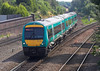 4th Jul 06:  170110 on it's way to Cardiff