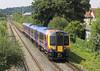 24th Jul 06:  450040 Leaves Chertsey for Weybridge
