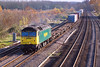 23rd Nov 06:  57007 pulling mainly air, 4M58 To Ditton