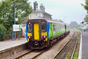 16th Oct 06:  156419 departs South for Ipswich.