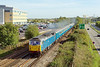 7th Oct 06:  47712 leads 1Z84 The Blue Pullman from Victoria to Lydney away from Bracknell.  12th