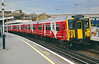 16th Aug 06:  455853 with 'Cote de Rhone' branding stops with a service 24 from Shepperton