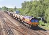 25th Aug 06:  66132 Eastleigh to Wembley Yard Enterprise service