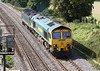 6th Sep 06:  66506 drags 47811 slowley East