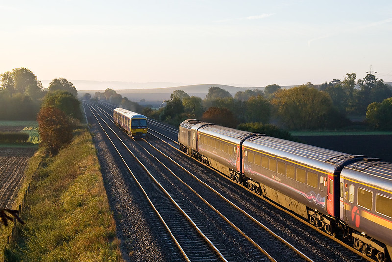 9th Oct 08: The meeting. HST and 166213