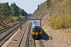 15th Apr 08:  Newly converted to HC spec 450555 runs up the slow line