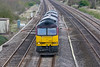 8th Apr 08: No traffic  for 60021 on the Marchwood to Didcot MoD service appart from 66119 DIT