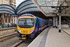 26th Apr 08:  185148 at York with a Scarborough train