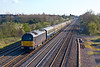 5th Apr 08:  The Royal skips led by 67005 head to Kidderminster from Stevenage on the 'Severn Valley Sunset' tour