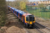 4th Apr 08: 450570 passes Trumps Mill Lane