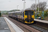 25th Apr 08: 155341 & 153304 for Knaresborough at Pannal