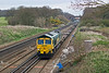 3rd Apr 08:  The 'Air Express' from Crewe hardly taxes 66539