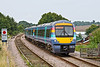 29th Aug 08:  170206 arrives at Saxmundham working 1D09 the 12.58 from Lowestoft to Ipswich