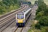 27th Aug 08: 180102 charges west towards Didcot