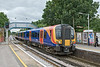 11th Aug 08:  450560 enters Chertsey with a Weybridge to Waterloo service