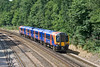 7th Aug 08:  'Not in Service' is High Capacity Desiro 450550