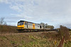 9th Dec 08:  Tug 60056 and the morning Hinksey to Easteleigh Departmental