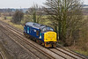 11th Dec 08:   37667 working from Crewe Gresty Bridge to Eastleigh (0Z37)
