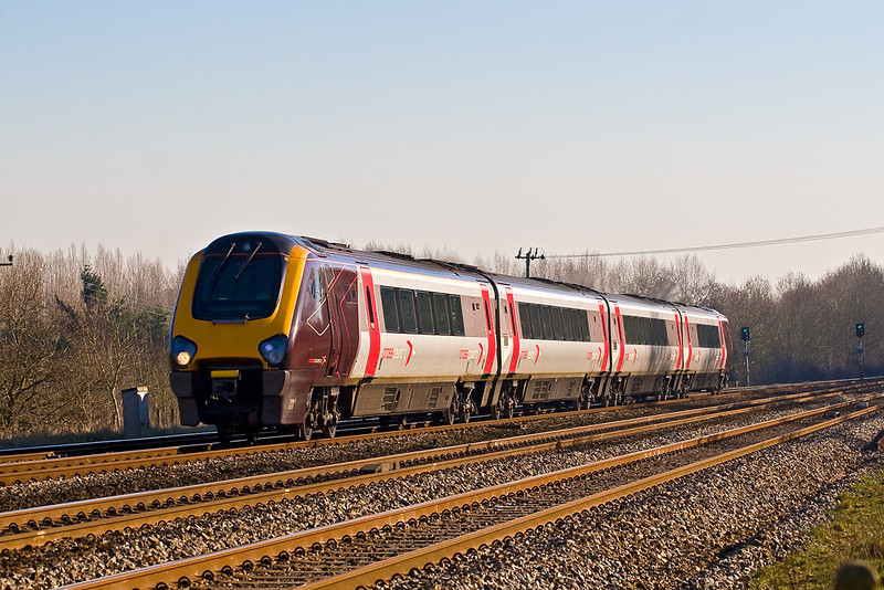 11th Feb 08:  Captured in full sun at last 220017 at Lower Basildon
