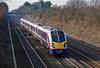 29th Jan 08:  An Up Oxford service in the hands of 180109