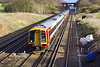 24th Jan 08:  159001 hurries west at Totters Lane.