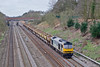 18th Mar 08: 60054 is power again for the Appleford to Allington PGA's