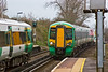 31st Mar 08:  377459 races through as 377163 departs