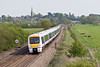 5th May 08:  168106 hurries towards Banbury