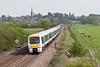 5th May 08:  168106 hurries towards Banbury