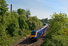 13t May 08: 43063 heads the 08.35 Paddington to Paignton round the sharp curve at Crofton