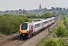 5th May 08:  220028 in full Cross Country branding heads North
