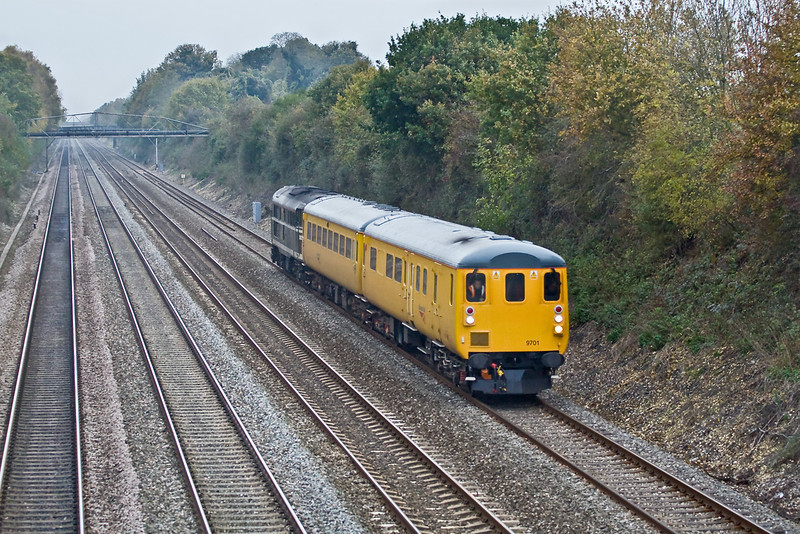 3rd Nov 08:  31190 pushes 9701  through Shottesbrooke.  1Z12 is running from Derby to Lovers Walk