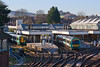 25th Nov 08: 377308 arrives at Lewes working the 11.25 from Seaford to Brighton
