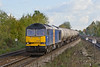 31st Oct 08:  60044 and 6E55 from Theale to Lindsey. The sun was shining when the last tank passed !!