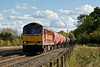 22nd Oct 08:   60047 heads west on the Main with the returning Murco tanks to Robeston
